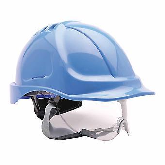 Portwest - sitio seguridad ropa de trabajo resistencia visera casco casco