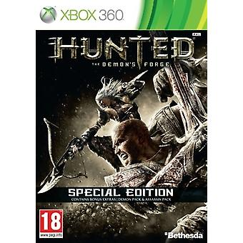 Hunted: The Demon's Forge Special Edition (XBOX360)