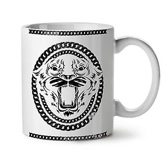 Beast Wild Mad Animal NEW White Tea Coffee Ceramic Mug 11 oz | Wellcoda