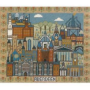 A Pattern of Aberdeen Kit Tapisserie