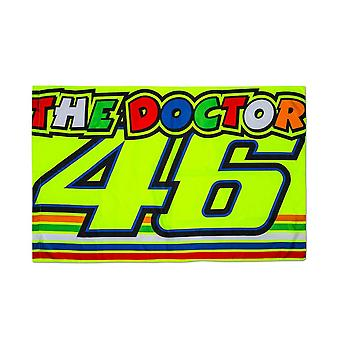 Valentino Rossi VR46 The Doctor Flag