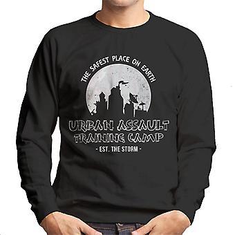 Fortnite Urban Assault Training Camp Herren Sweatshirt