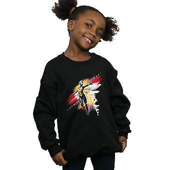 Marvel Girls Ant-Man And The Wasp Hope Brushed Sweatshirt