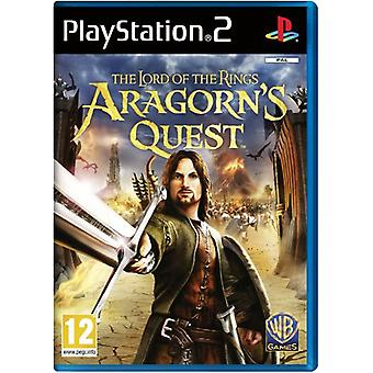 Lord of the Rings Aragorns Quest (PS2)
