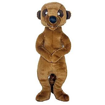 Meerkat Squeaky Dog Toy