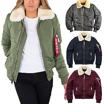 Alpha industries ladies jacket injector III Wmn