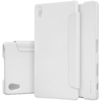 Nillkin smart cover white for Sony Xperia Z5 Premium 5.5