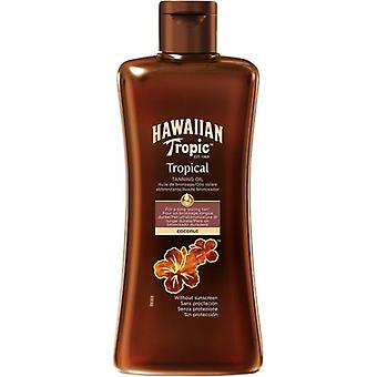 Hawaiian Tropic Scuro Tanning OlioHtTropical 200 ml (Cosmetici , Corpo , Crema solare)