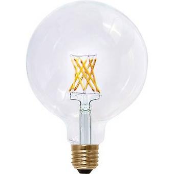 Segula LED EEC A+ (A++ - E) E27 Globe 8 W = 50 W Warm white (Ø x L) 125 mm x 170 mm dimmable, Filament 1 pc(s)