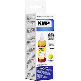 KMP Ink refill replaced Epson T6644 Compatible Yellow E165 1629,0009