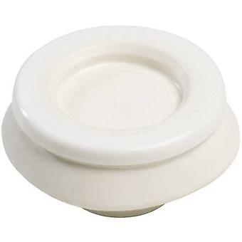 Wiska 10101938 Clixx 25 Cable Bushing Pure white (RAL 9010)