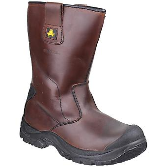 Amblers Safety Mens & Womens AS249 Waterproof Rigger Boots