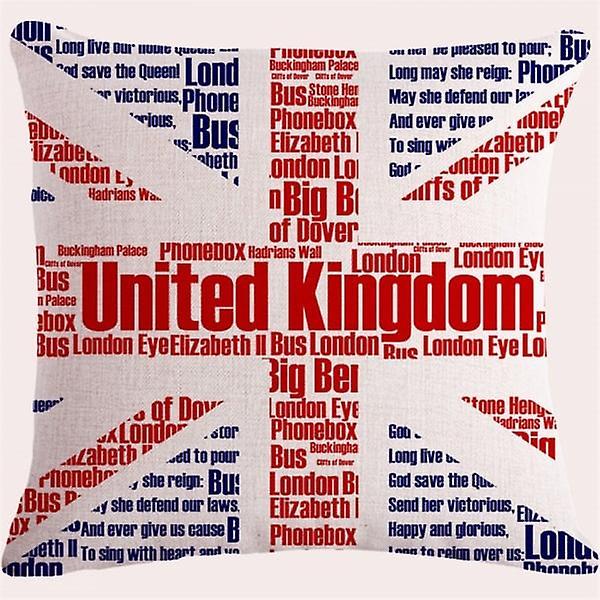 Union Jack Wear Union Jack Icon Cushion Cover