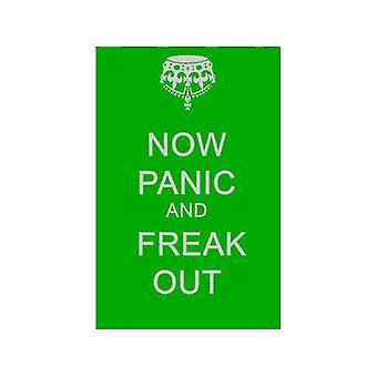 Jetzt Panik und ausflippen, Kühlschrank-Magnet