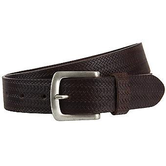 s.Oliver women's leather belt leather belt 32.611.95.7105-8772