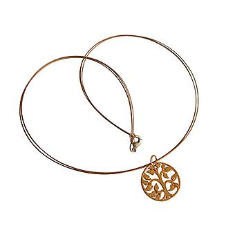 Tree of life tree of life necklace silver gold plated