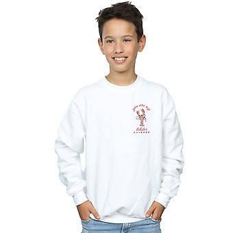 Friends Boys Lobster Chest Sweatshirt