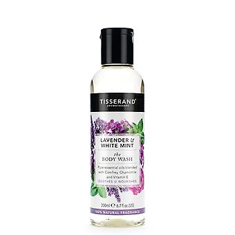 Tisserand Lavender & White Mint Body Wash