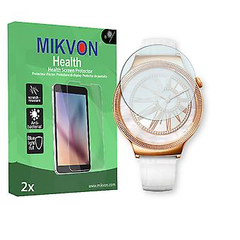 Huawei Watch Elegant Screen Protector - Mikvon Health (Retail Package with accessories)