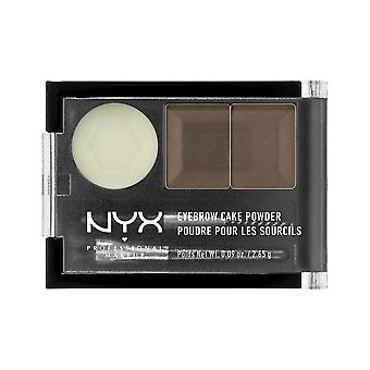 NYX Prof. maquillage sourcil gâteau Taupe