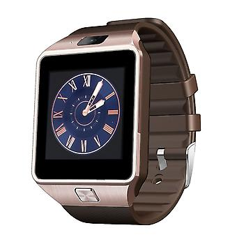 DSW Smartwatch-Android & iOS own SIM card-Brown