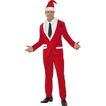Santa Cool Costume, Chest 42