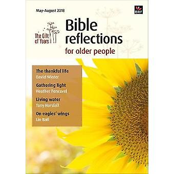 Bible Reflections for Older People May - August 2018 by Eley McAinsh
