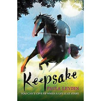 Keepsake by Paula Leyden - 9781910411575 Book