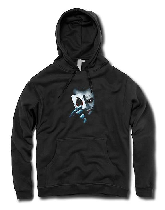 Mens Hoodie - Batman - Joker - Cool Art