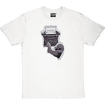 Shakespeare Monkey mannen T-Shirt