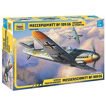 Zvecda Z4816 Messerschmitp Of-109G6�