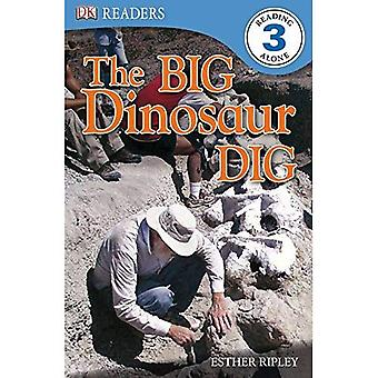 Die große Dinosaurier Graben (DK Lesetext - Level 3