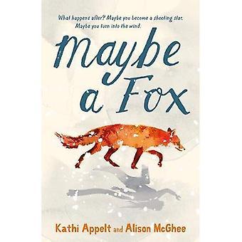 Kanske en räv
