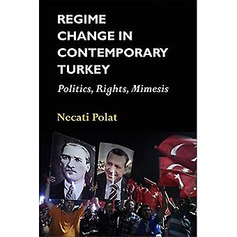 Regime Change in Contemporary Turkey: Politics, Rights, Mimesis