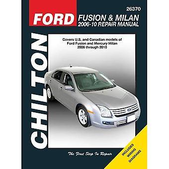 Ford Fusion; Milan