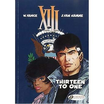 XIII Vol.8: Thirteen to One