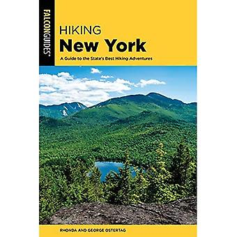 Hiking New York: A Guide To The State's Best Hiking� Adventures (State Hiking Guides Series)