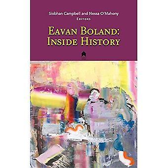 Eavan Boland: Inside History