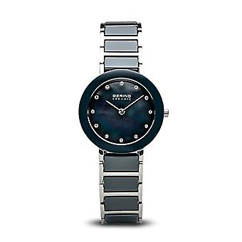 BERING Analog quartz ladies with stainless steel strap 11429-787