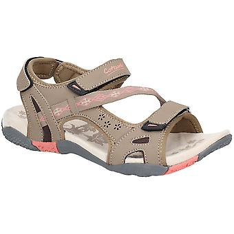 Cotswold Womens Whichford Adjustable Summer Strappy Sandals