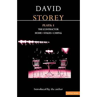 Storey Plays - v. 1 - The Contractor - Home - Stages - Caring by David