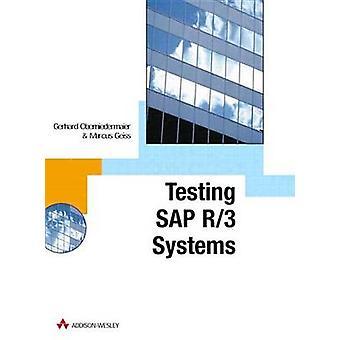 SAP R3 Testing with Catt by Oberniedermaier & Gerhard