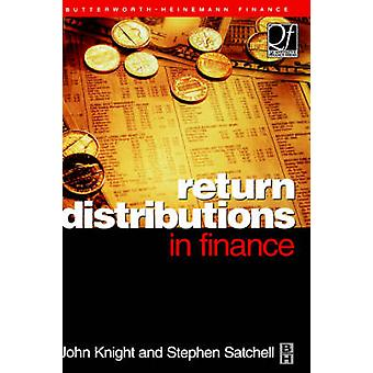 Return Distributions in Finance by Satchell & Stephen