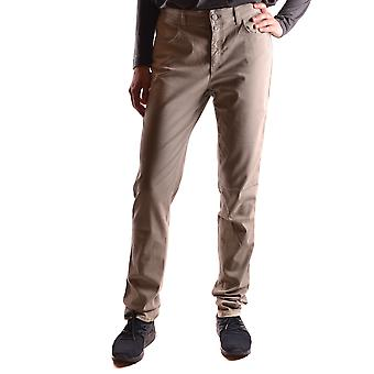 Armani Jeans Grey Cotton Pants