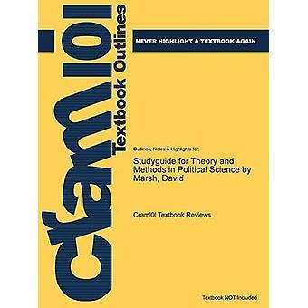 StudyGuide für Theorie und Methoden der Politikwissenschaft von David Marsh durch Cram101 Lehrbuch Bewertungen
