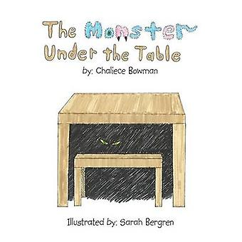 The Monster Under The Table by Bowman & Chaliece