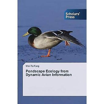 PONDSCAPE écologie dynamique informations aviaire par Fang WeiTa