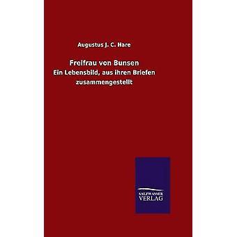 うさぎ・ アウグストゥス j. c. Freifrau ・ フォン ・ ブンゼン