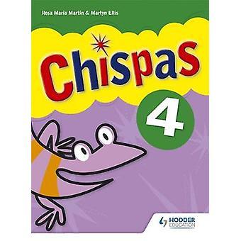 Chispas - Pupil Book Level 4 - 9780435984854 Book