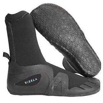 Vissla 7 seas 7mm round toe wetsuit boot